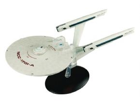 Star Trek Official Starships Collection Mega Special USS Enterprise NCC-1701-A 11 Inch Eaglemoss